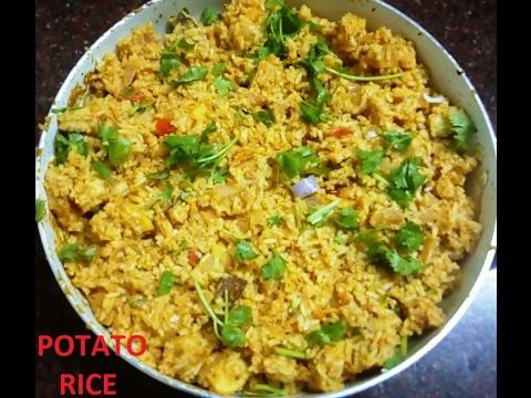 Potato rice malayalam youtube potato rice malayalam ccuart Image collections