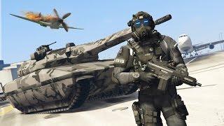 GTA 5 PLAY AS A COP MOD - FUTURISTIC SWAT POLICE FORCE!! SWAT Police Patrol! (GTA 5 Mods Gameplay)