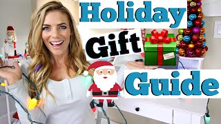 Holiday Gift Guide | Fitness & Beauty GIFT IDEAS!