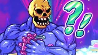 Repeat youtube video Skeletors Day Off, He-Man Short!