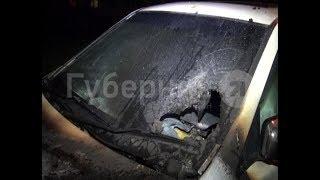 Владельцы сгоревшей иномарки в Хабаровске подозревают поджог. MestoproTV