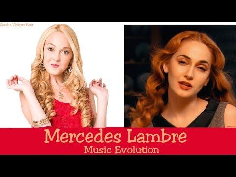 Mercedes Lambre - Music Evolution (2012-2017)