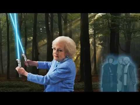 Betty White: Jedi Lore