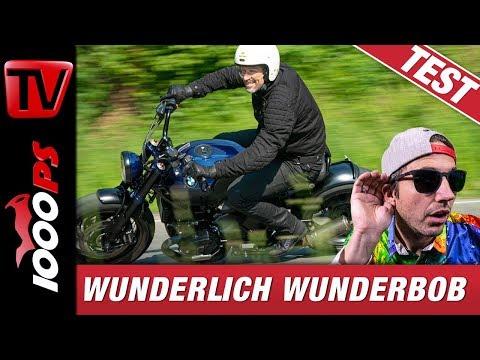 BMW R nineT Bobber - Showbike oder leiwand? Wunderbob von Wunderlich!