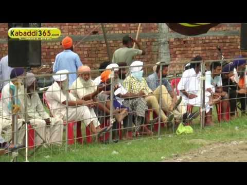 ➨(6) Baba Bakala (Amritsar) Kabaddi Tournament 20 Aug 2016