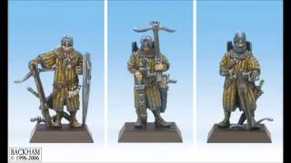 Cadwallon army - Confrontation 3