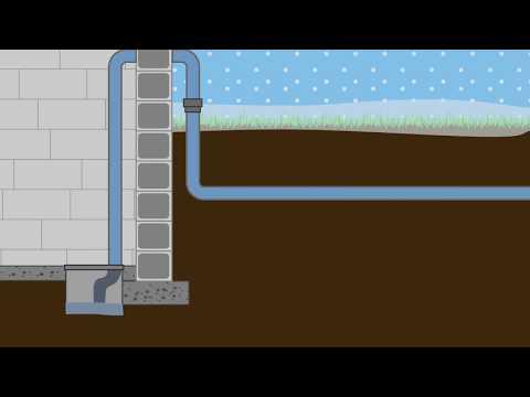 Freeze Relief Sump Pump Discharge Line Freeze Protection | The Basement Doctor | Columbus Ohio