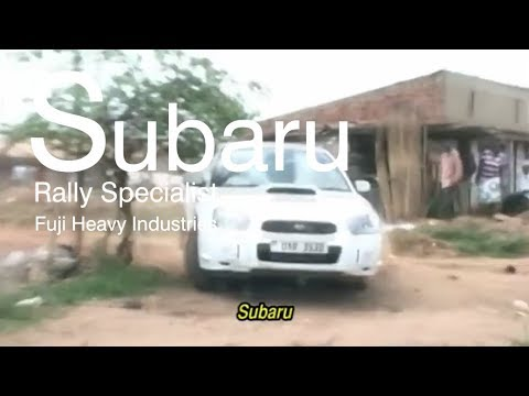 S Is For Subaru