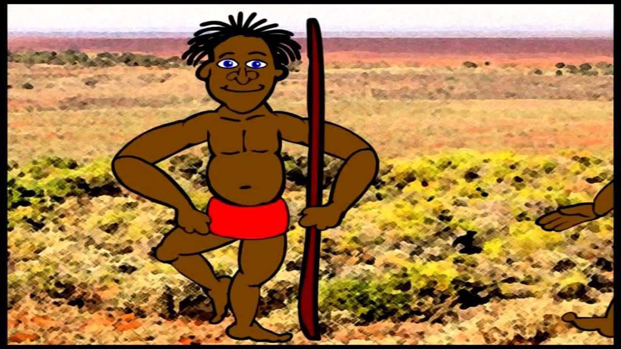 Dreamtime Stories - Wayambeh The Turtle - YouTube