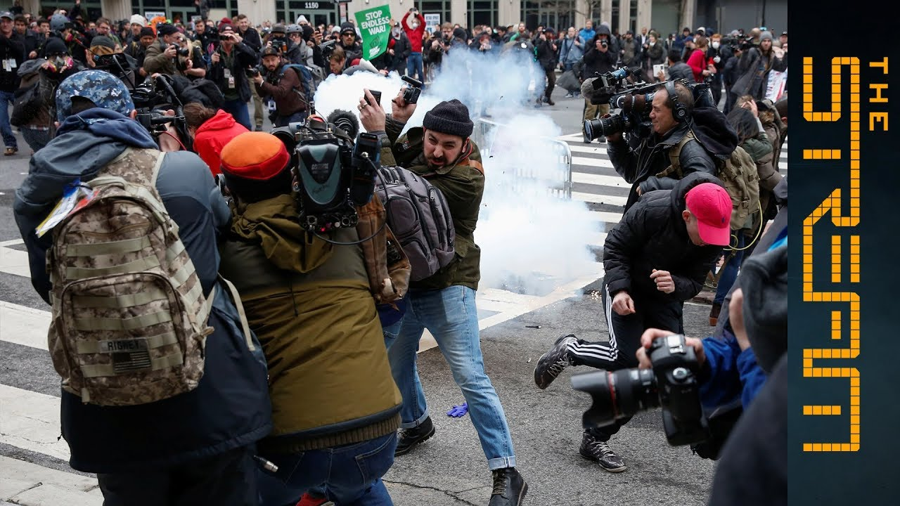Why do US authorities want protestors' Facebook accounts? - The Stream