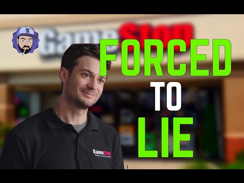 Gamestop Forces Employees To Lie To Customers