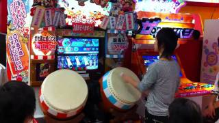Taiko no Tatsujin Master in Japan 2-2
