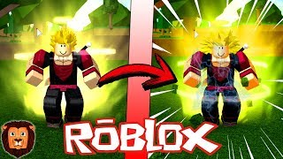 THE MOST POWERFUL SUPER SAIYAN IN THE WORLD ROBLOX DRAGON BALL Z FINAL STAND IN ROBLOX LEON PICARON
