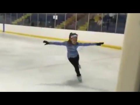 ABC Figure Skating Challenge with Sydney!