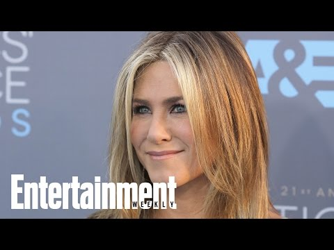 Jennifer Aniston Jokes That Friends Could Never Exist Today | News Flash | Entertainment Weekly