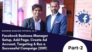 Facebook Business Manager-Setup, Seite Hinzufügen, Erstellen Sie Ad-Konto, Targeting & eine Erfolgreiche Kampagne