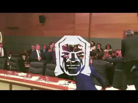 The Judges  - Fight Court WITH LYRICS