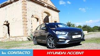 Primer Contacto Hyundai Accent смотреть