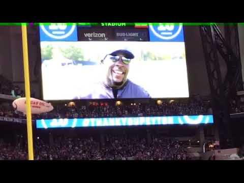 Peyton Manning ring of honor speech