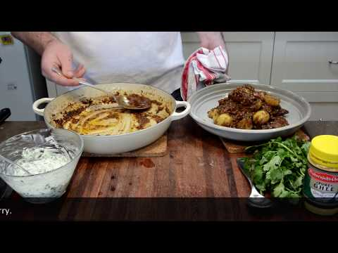 Steam & Combi Oven Cooking - Lamb Neck Curry