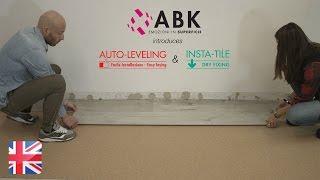 ABK AUTO-LEVELING & INSTA-TILE (ENG)