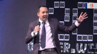DEEPER. WIDER. HIGHER. (Part 2) - Pastor Carlo Panlilio