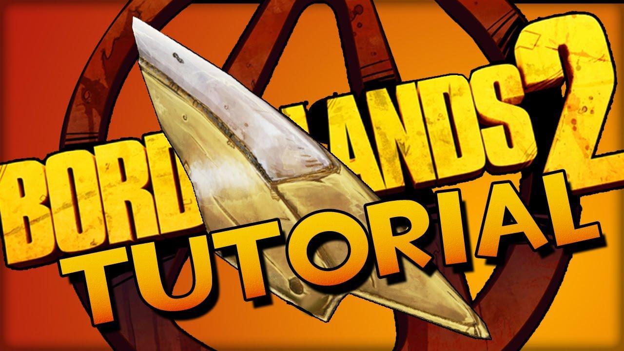 Borderlands 2 How to get Legendary Class Mods (tutorial)
