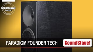 Revealing the Paradigm Founder Series Loudspeakers Technologies - SoundStage! InSight (July 2021)
