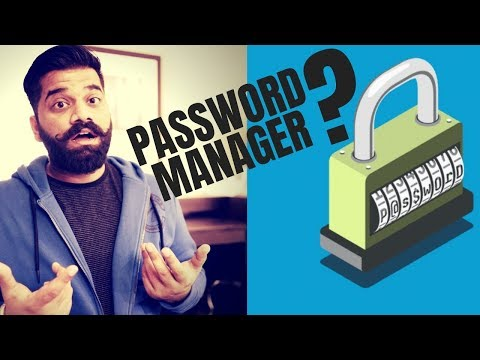 What Is Password Manager? Good Or Bad? Account Hacked??