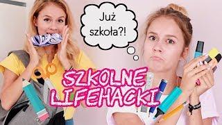 Back To School | 10 szkolnych trików,  które ułatwią ci życie