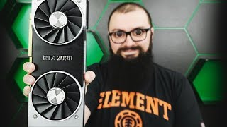 GeForce RTX2080 Founders Edition -  UNBOXING