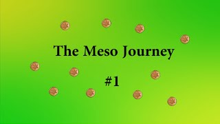 Maplestory: The Meso Journey #1 (150k)