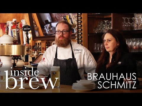 Inside Brew: Brauhaus Schmitz German Restaurant and Beer Hall
