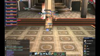 Heaven side clan Aden siege Lineage II Interlude server redredblood PVP x2000 Russian.