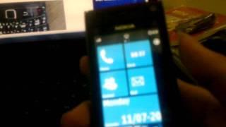 Vhome-windows phone 7-s60v5