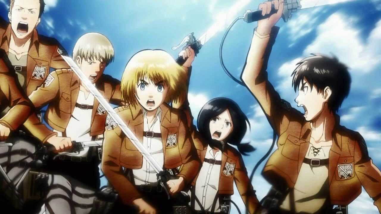 Descargar pack de wallpapers de shingeki no kyojin youtube voltagebd