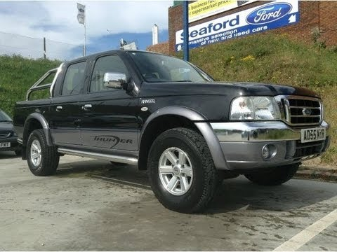 ford ranger 2 5 turbo diesel double cab for sale at. Black Bedroom Furniture Sets. Home Design Ideas