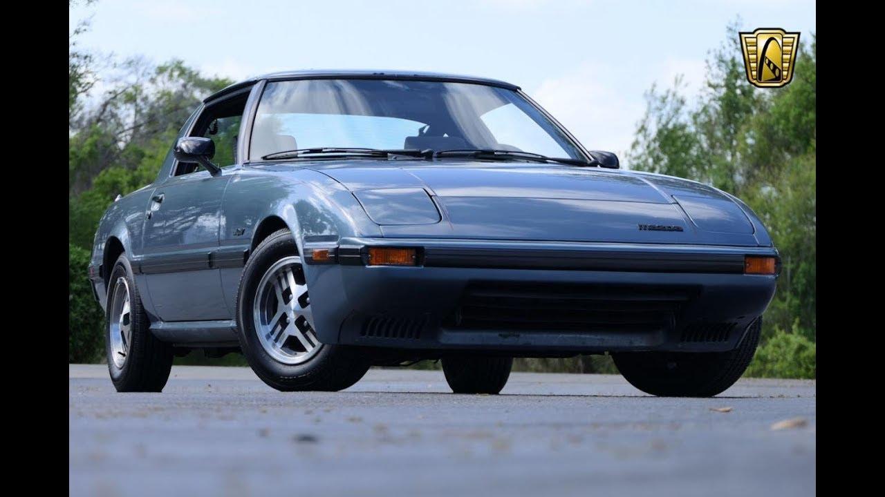 1985 Mazda RX 7 GSL Gateway Orlando #1119
