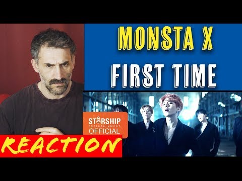 monsta x jealousy reaction