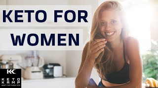 The Ketogenic Diet For Women 3 Ways to Make Keto Work
