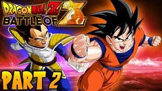DragonBall Z: Battle of Z - Part 2 - Playthrough