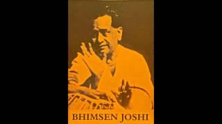 Bhimsen Joshi in Amsterdam, 1988 - 1/3 Raag Tilak Kamod