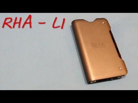 Z Review - [1/3] Portable Amplifiers :: RHA AMPDAC-L1