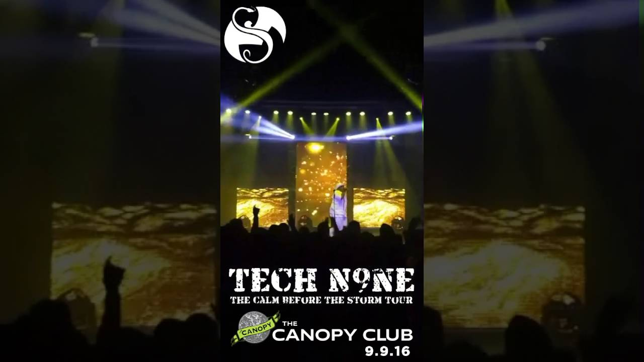 tech n9ne u0026 krizz kaliko @ canopy club urbana snap story & tech n9ne u0026 krizz kaliko @ canopy club urbana snap story - YouTube