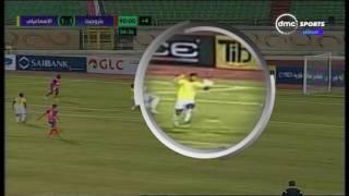 فيديو  محمد بركات: بتروجت له ضربة جزاء صحيحة