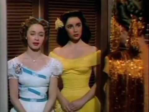 Elizabeth Taylor, Carmen Miranda and Jane Powell