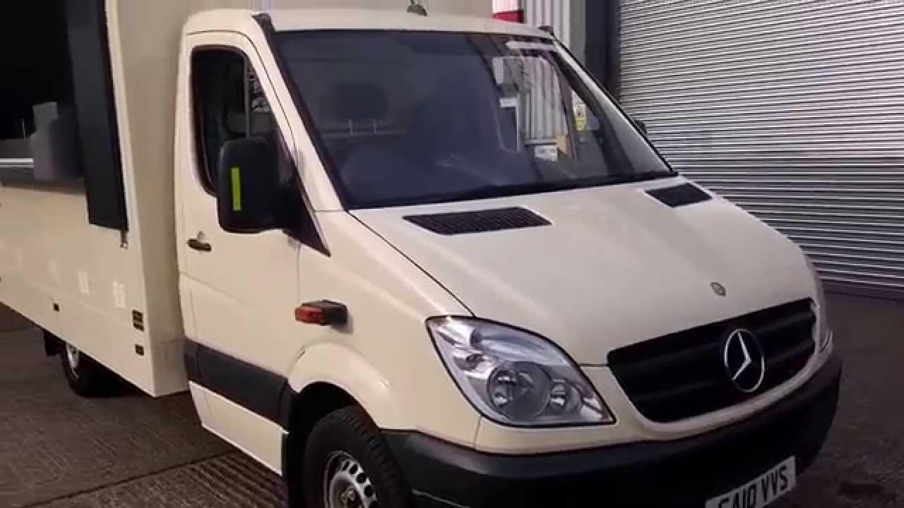 Mercedes Sprinter Catering Van By Wilkinson