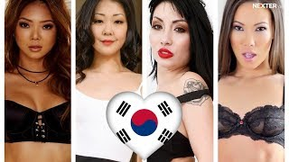Hot and successful: most popular adult film actresses from South Korea!