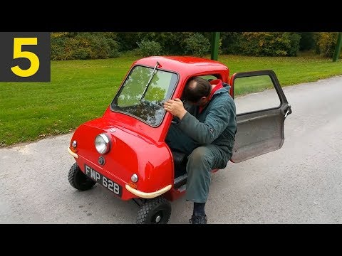 Top 5 TINY CARS People Actually Drive
