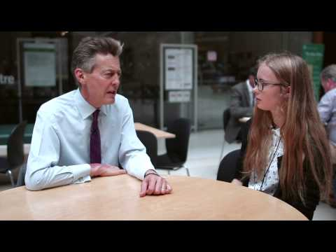 Abby Tomlinson interviews Ben Bradshaw MP